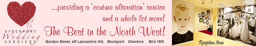 Best in the North West of England - Logo & Banner